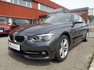 used BMW 320 d 2,0 M-Sport aut.