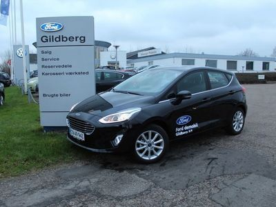 brugt Ford Fiesta 1,0 SCTi 100 B&O Play