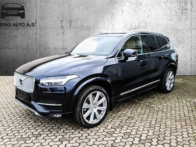 begagnad Volvo XC90 2,0 T6 Inscription AWD 320HK 5d 8g Aut.