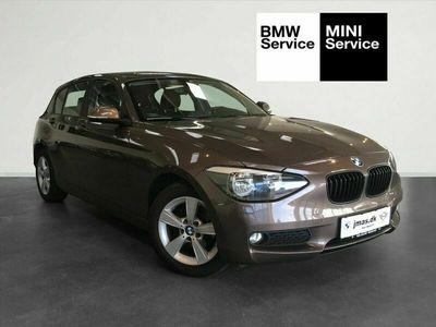 brugt BMW 118 d 2,0