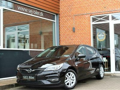 brugt Opel Astra 2 Turbo Edition 110HK 5d 6g A++