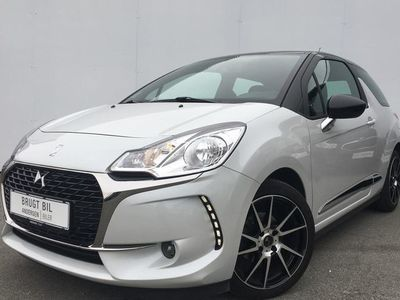 brugt DS Automobiles DS3 1,6 Blue HDi Style 100HK 3d