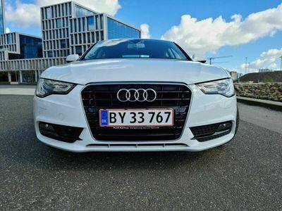 brugt Audi A5 Sportback 2.0 TDI 190 HK 5-DØRS MULTITRONIC