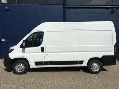 brugt Peugeot Boxer 333 L2H2 2,0 BlueHDi Premium Plus Start/Stop 130HK Van 6g C