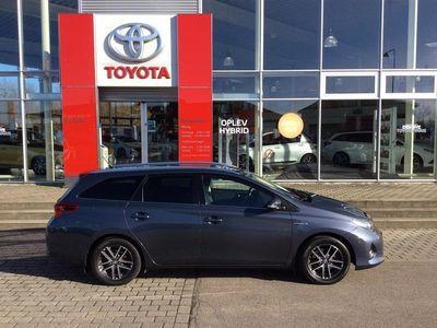 usata Toyota Auris Touring Sports 1,8 VVT-I H2 Premium E-CVT 136HK Stc Aut.