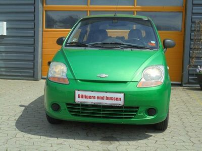 used Chevrolet Matiz 0,8 SE