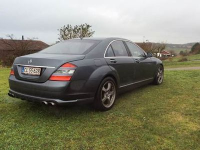 brugt Mercedes S500 UOPLYST 5,5
