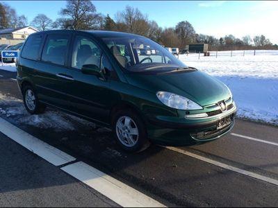 brugt Peugeot 807 2,0 HDi SR 5d