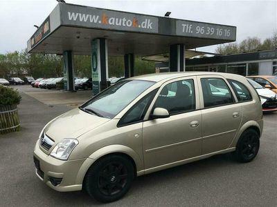 brugt Opel Meriva 1,7 CDTI Enjoy 100HK