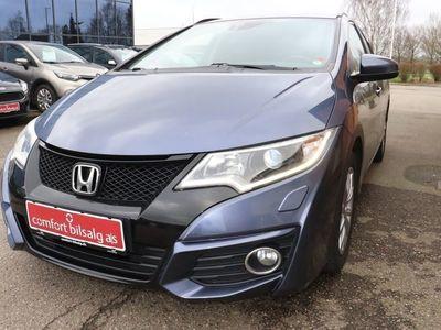 brugt Honda Civic 1,8 i-VTEC Comfort Tourer