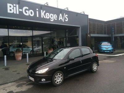 brugt Peugeot 206 1,4 HDi 70 Comfort+