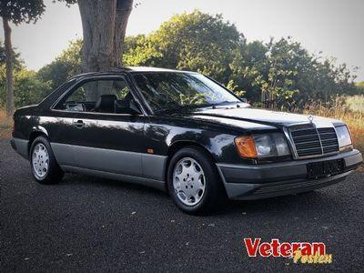 brugt Mercedes E300 ce w124 coupe