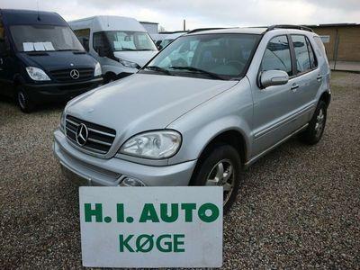 brugt Mercedes ML400 4,0 CDi aut. Van