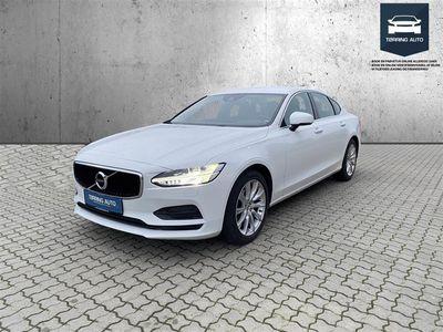 brugt Volvo S90 2,0 D4 Momentum 190HK 8g Aut. - Personbil - Hvid