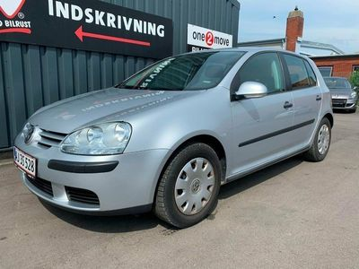 used VW Golf V 1,6 FSi Trendline