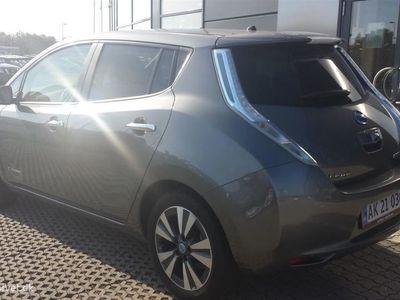 brugt Nissan Leaf el EL Tekna Leather 24 kWh 109HK 5d Aut.