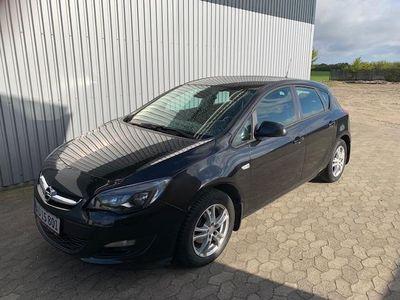 brugt Opel Astra 4 5-dørs 74KW