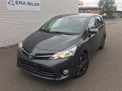 brugt Toyota Verso 5 pers. 1,6 VVT-I T2 Premium 132HK 6g