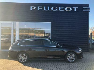 brugt Peugeot 508 SW 1,5 BlueHDi Limited Pack EAT8 start/stop 130HK Stc 8g Aut.