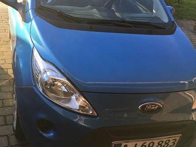 brugt Ford Ka (69HK) Hatchback, 3 dørs Forhjulstræk Manuel 1,2
