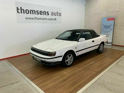brugt Toyota Celica 2,0 GT
