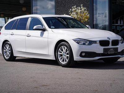 brugt BMW 318 d Touring 2,0 D 150HK Stc 6g