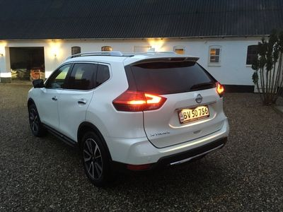 brugt Nissan X-Trail dCi 130 SUV 2WD Xtronic Aut.