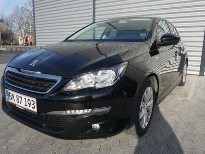 brugt Peugeot 308 1,6 BlueHDi Style Limited Sky 120HK 5d