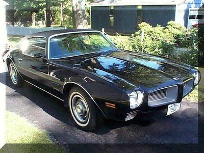 brugt Pontiac Firebird 5,7