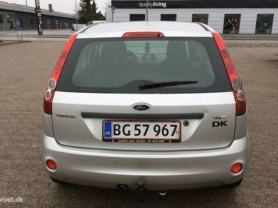 brugt Ford Fiesta 1,4 TDCi Ghia 68HK 5d