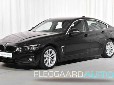 brugt BMW 420 Gran Coupé d 2,0 D Executive Steptronic 190HK 5d
