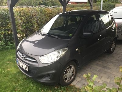 brugt Hyundai i10 1.2 5 dørs MPV