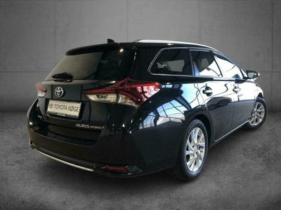 brugt Toyota Auris Touring Sports 1,8 B/EL H2 Comfort 136HK Stc Aut. A+