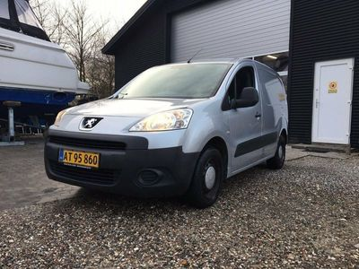 used Peugeot Partner 1,6 HDi 75