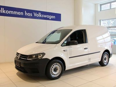 usado VW Caddy 2,0 TDi 102 BlueMotion Van