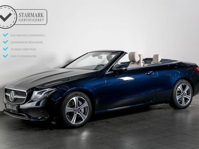 used Mercedes E300 0 Cabriolet aut.