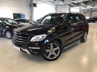 usata Mercedes ML350 3,0 Bluetec 4-Matic 7G-Tronic Plus 258HK 5d 7g Aut.