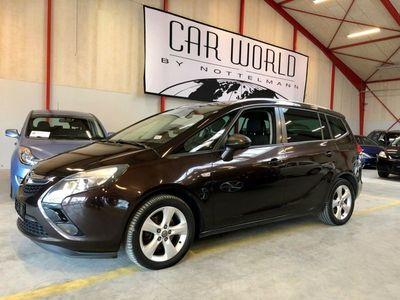 brugt Opel Zafira Tourer 2,0 CDTi 130 Cosmo eco 7prs