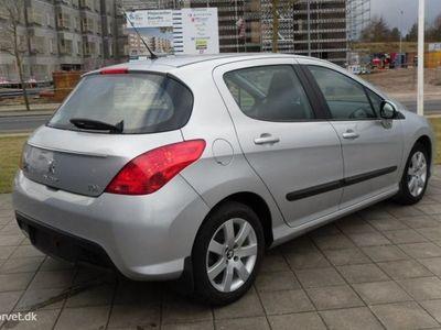 brugt Peugeot 308 1,6 HDI Access 92HK 5d