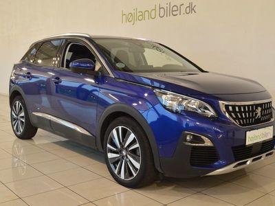brugt Peugeot 3008 1,6 BlueHDi 120 Allure