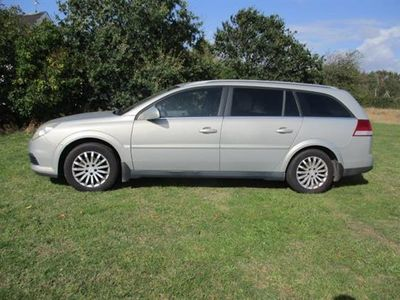 brugt Opel Vectra Wagon 1,8 16V Limited 140HK Stc
