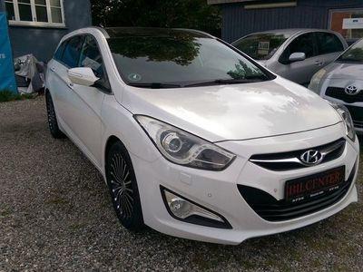 brugt Hyundai i40 1,7 CRDi 136 Premium CW aut.