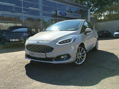 brugt Ford Fiesta 1,0 EcoBoost Vignale