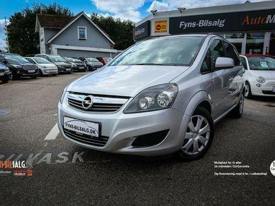 usado Opel Zafira 1,8 16V 140 Classic