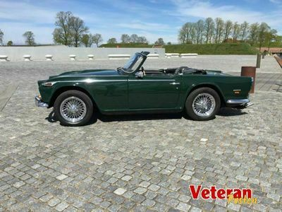 brugt Triumph TR5 KØBES!!!