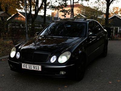 brugt Mercedes E320 Sedan