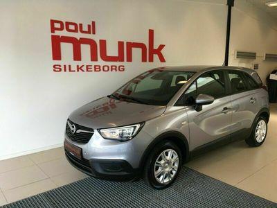 brugt Opel Crossland X 1,2 Edition+