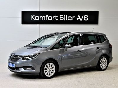 brugt Opel Zafira Tourer CDTi 134 Innovation 1,6