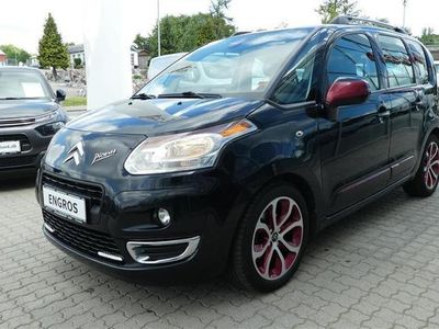 gebraucht Citroën C3 Picasso 1,6 HDI Seduction 110HK 6g