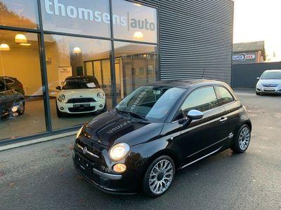 brugt Fiat 500 1,2 Black Fire